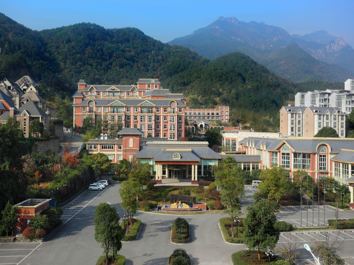 Jiujiang Lushan Resort