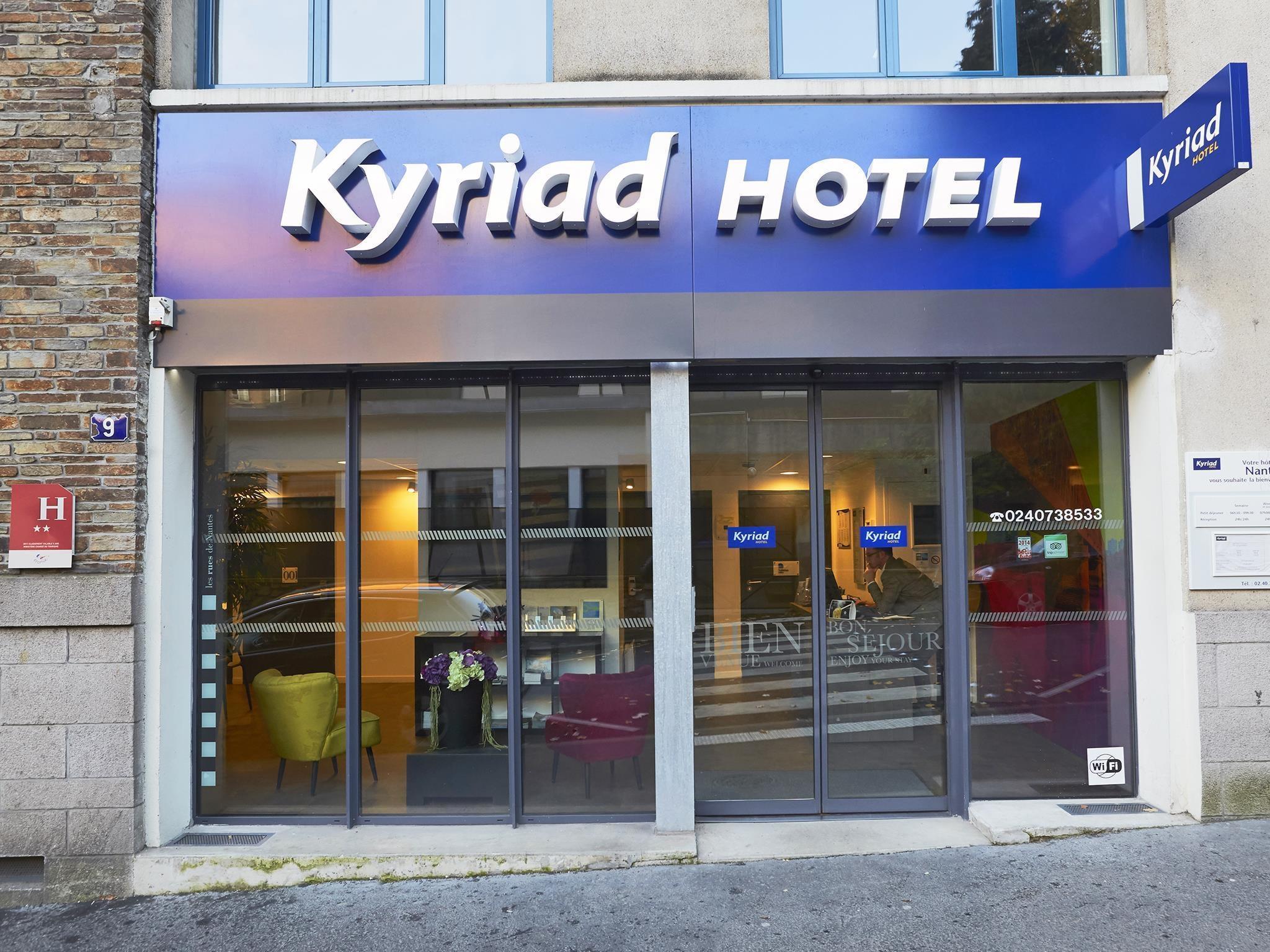 Kyriad Nantes - Graslin