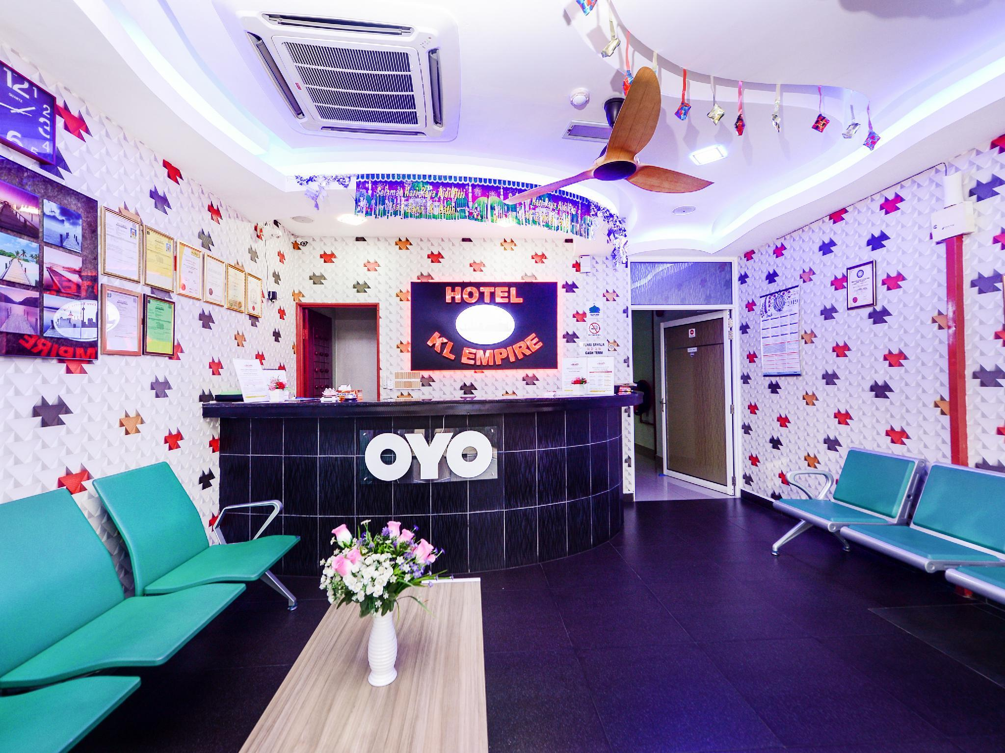 OYO 444 KL Empire Hotel
