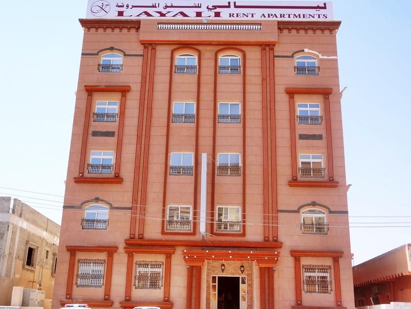 Liyali Rent Apartment Wadi