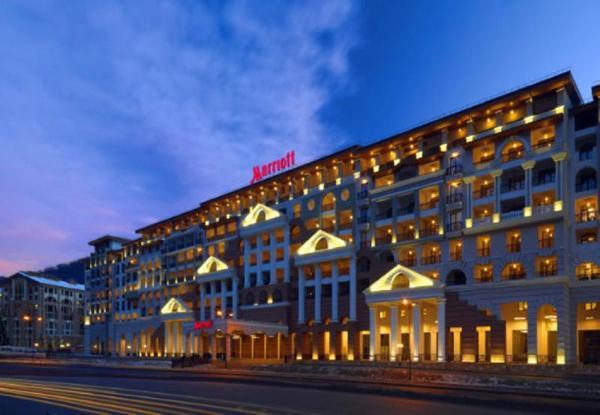 Sochi Marriott Krasnaya Polyana Hotel Estosadok