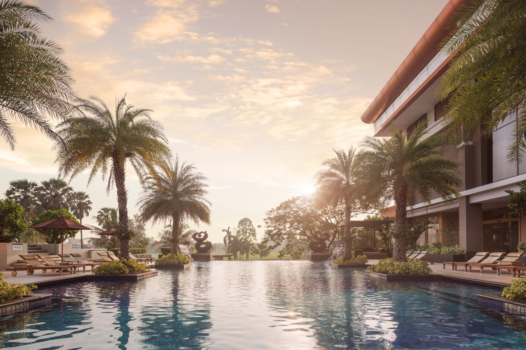 Le Méridien Suvarnabhumi, Bangkok Golf Resort & Spa เลอ เมริเดียน สุวรรณภูมิ กรุงเทพฯ กอล์ฟ รีสอร์ต แอนด์ สปา