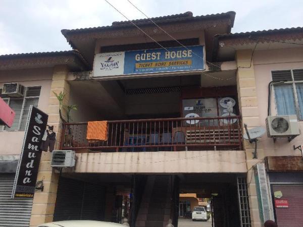 Yaudin Guest House Besut