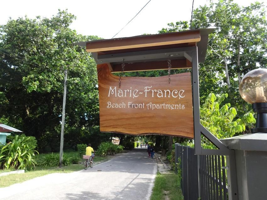 Marie France Beach Apartments