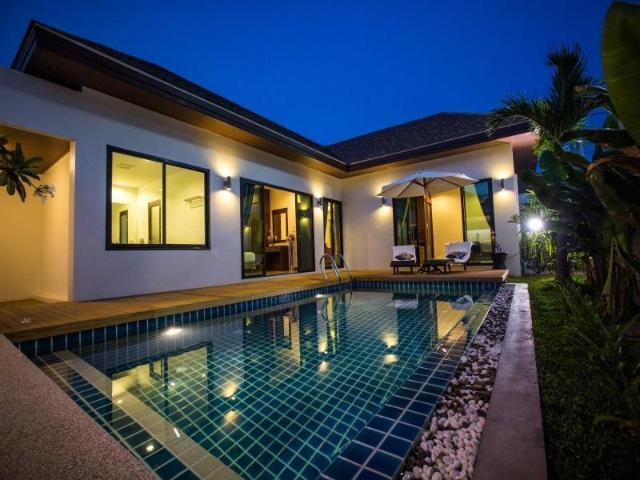สตาร์ ออฟ ภูเก็ต รีสอร์ท วิลลา – Star of Phuket Resort Villa