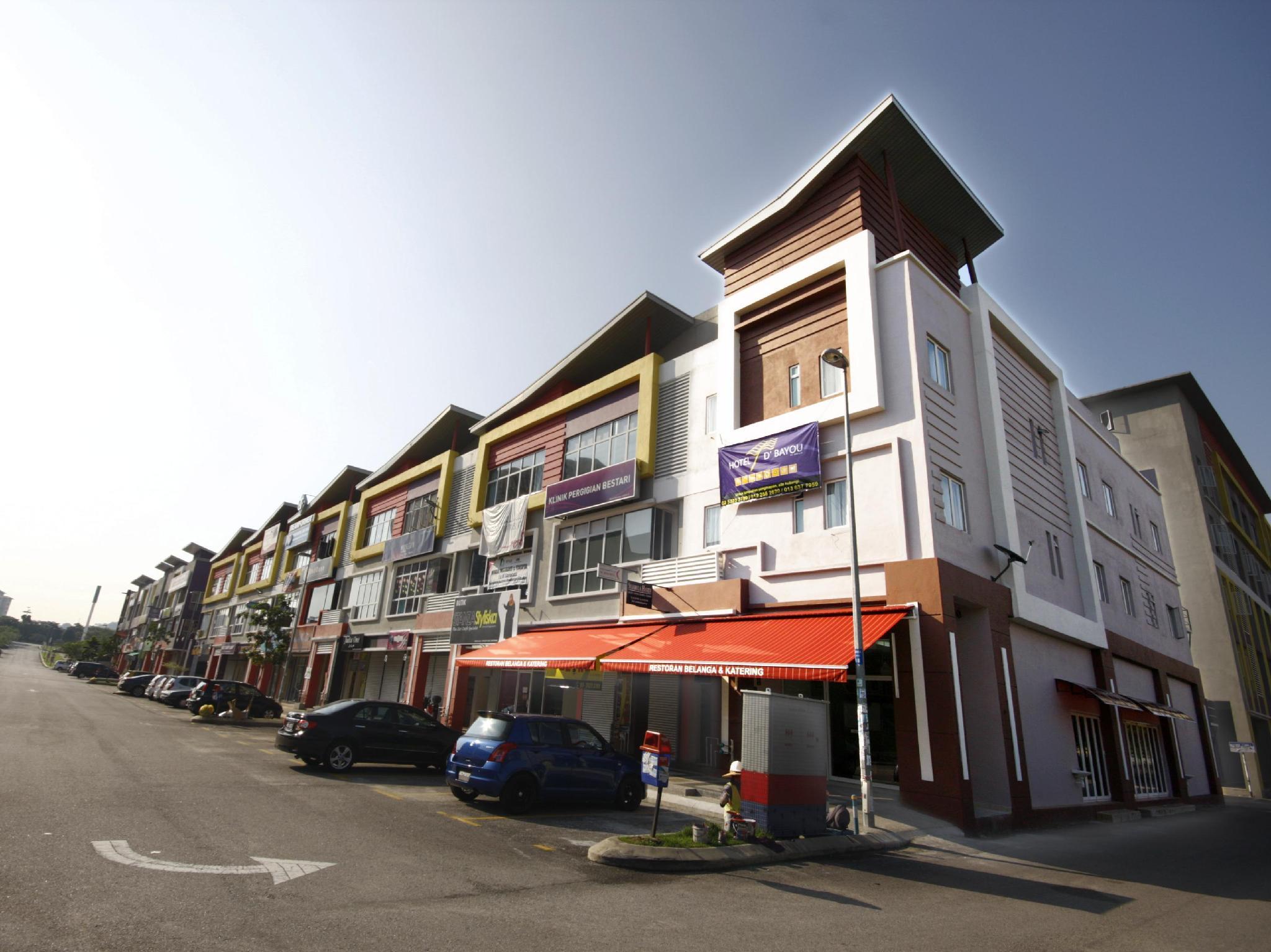 Hotel D Bayou