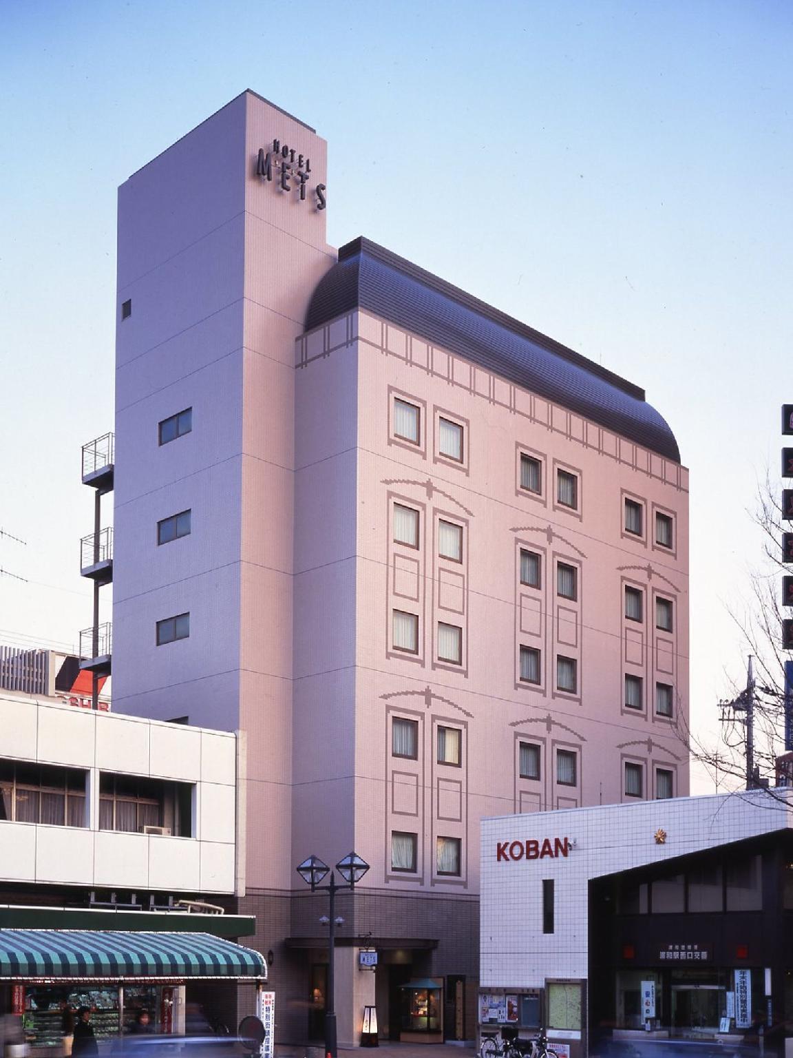 JR EAST HOTEL METS URAWA