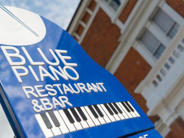 The Blue Piano Guesthouse Birmingham