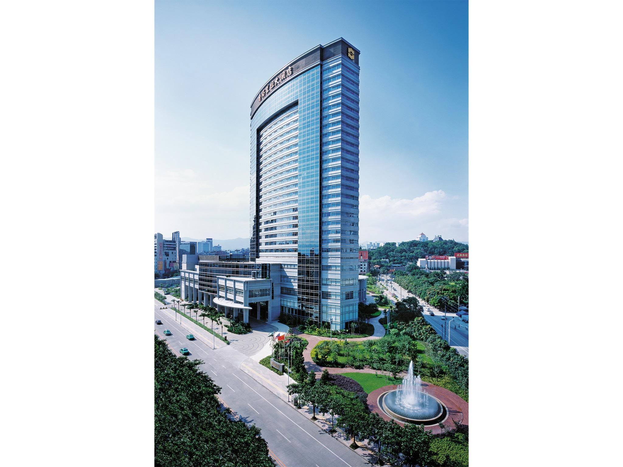 Shangri La Hotel Fuzhou