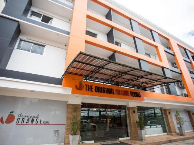 โรงแรมออริจินัล ออเรนจ์ – Original Orange Hotel