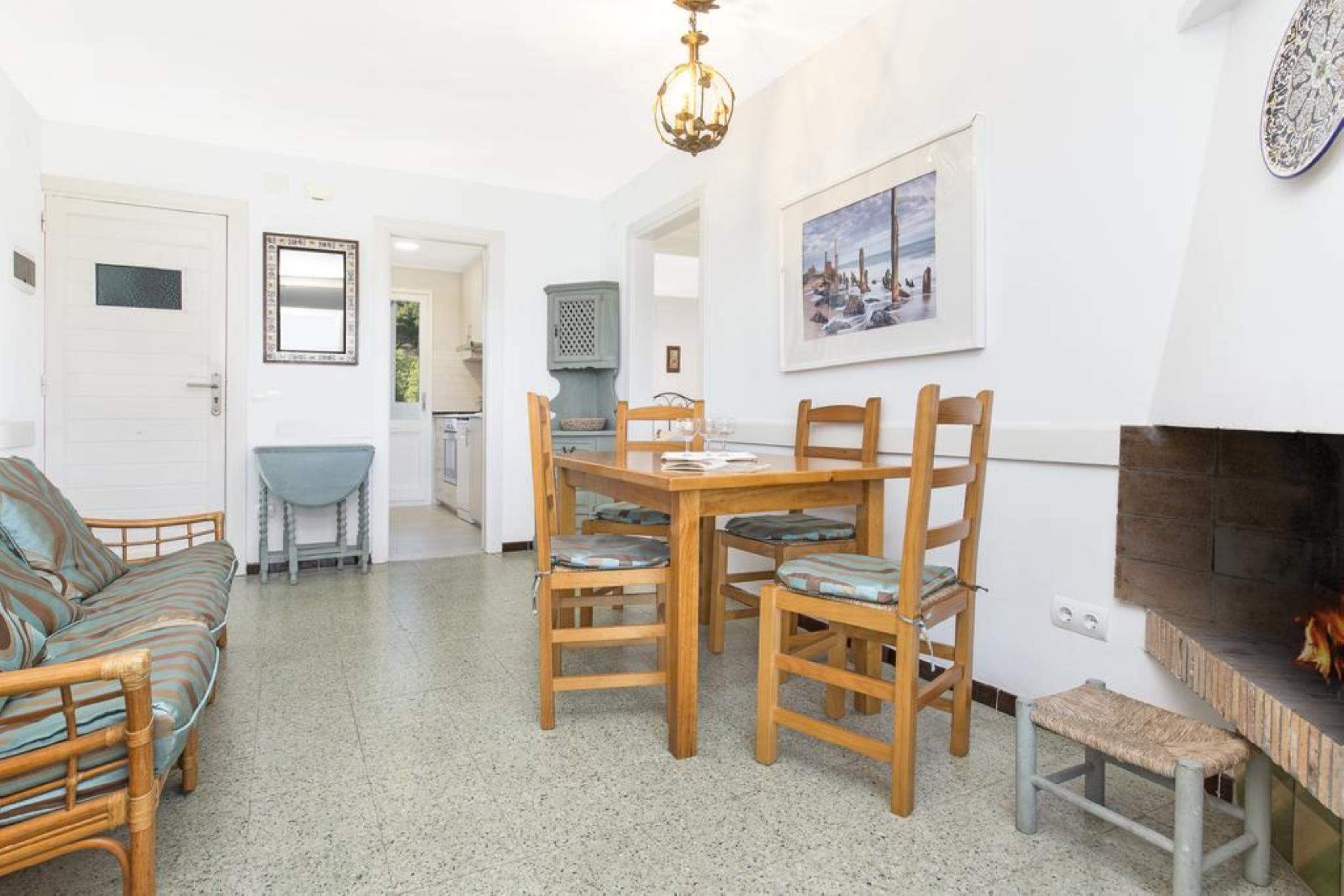 104770   Apartment In Palafrugell