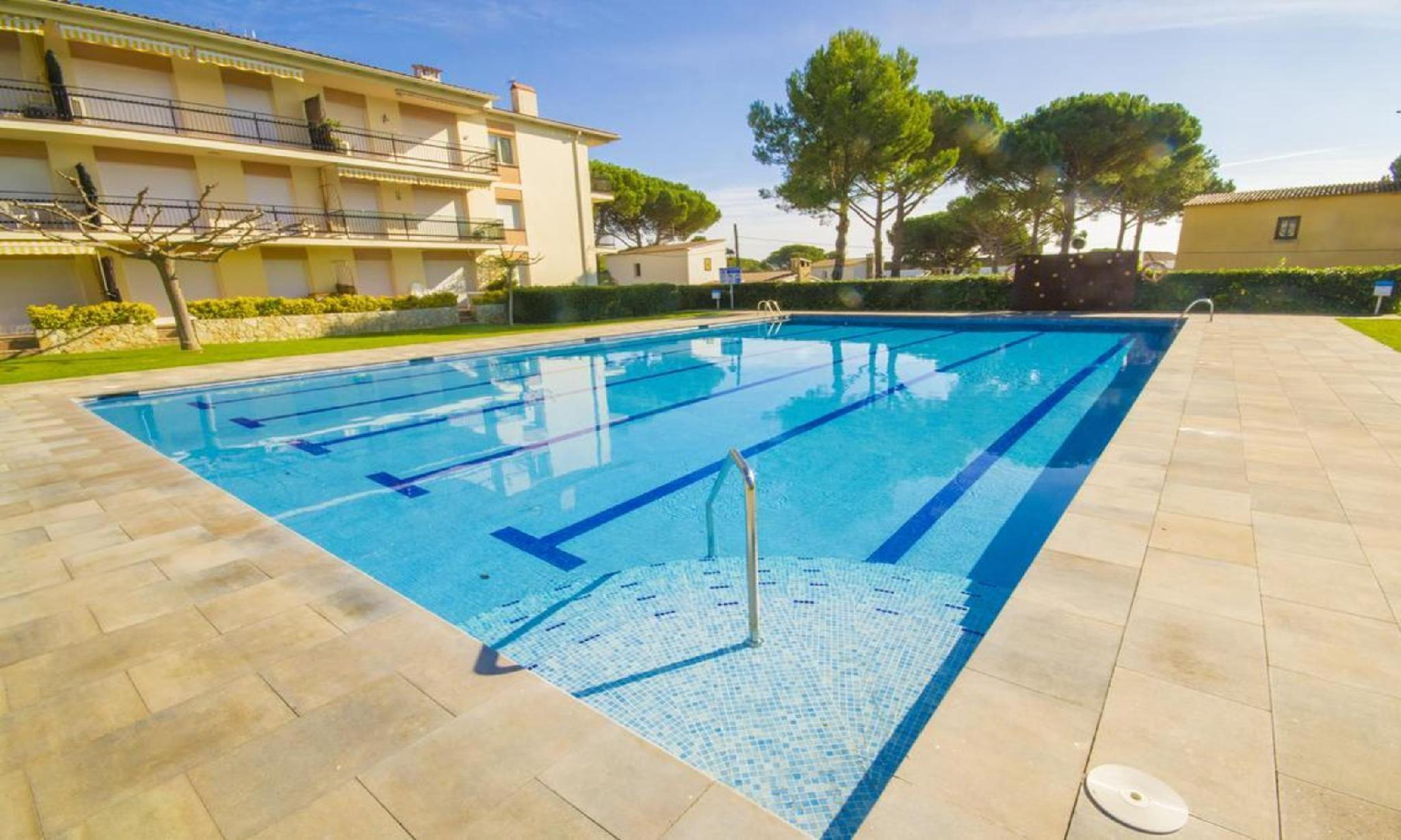 104776    Apartment In Palafrugell