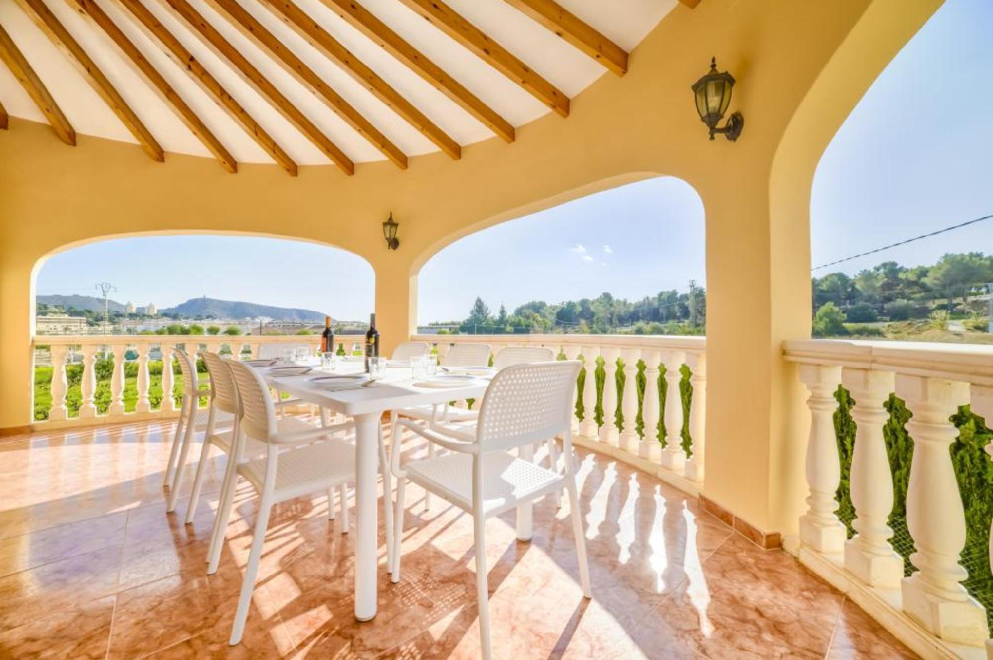 104275   Villa In Moraira