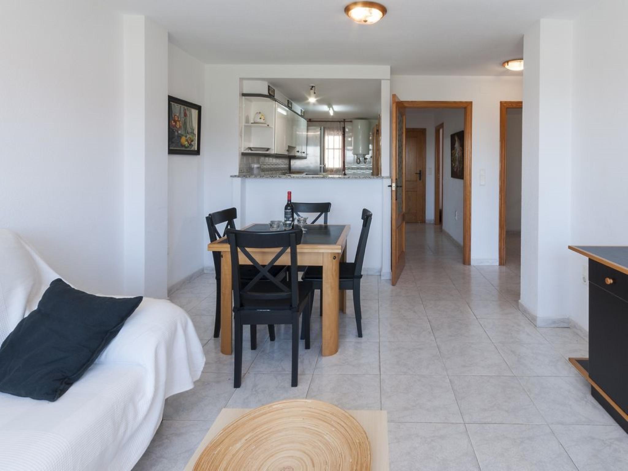 106250   Apartment In Tavernes De La Valldigna
