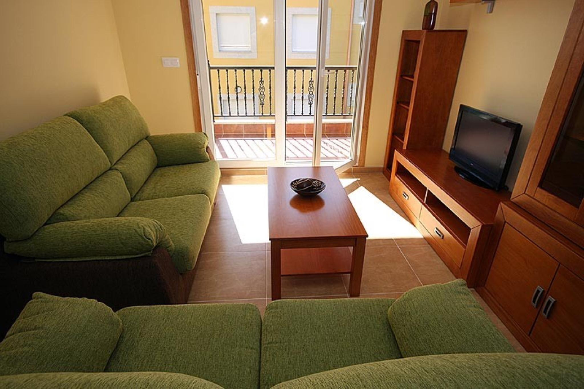 101935   Apartment In Carnota