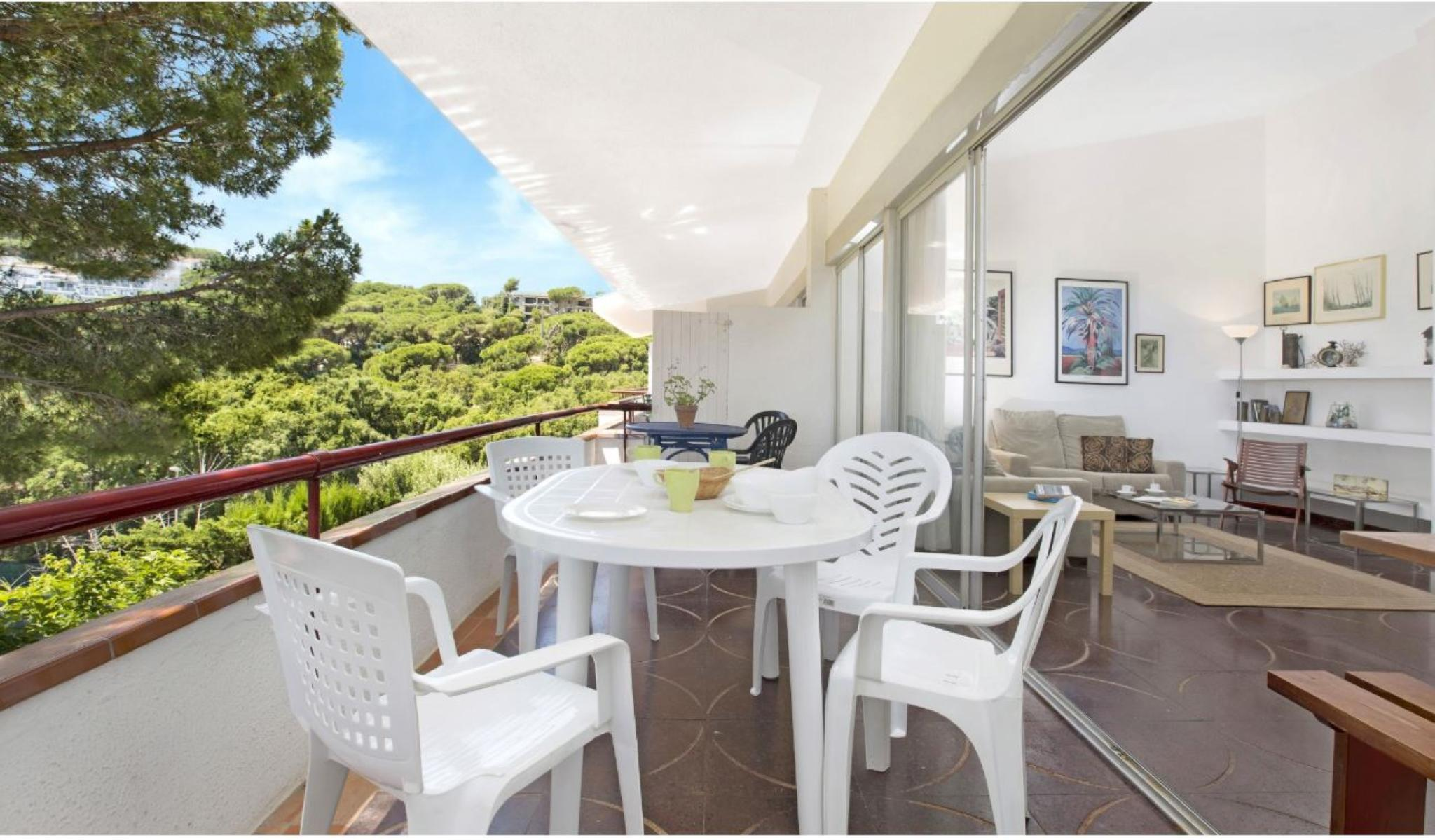 104763   Apartment In Palafrugell