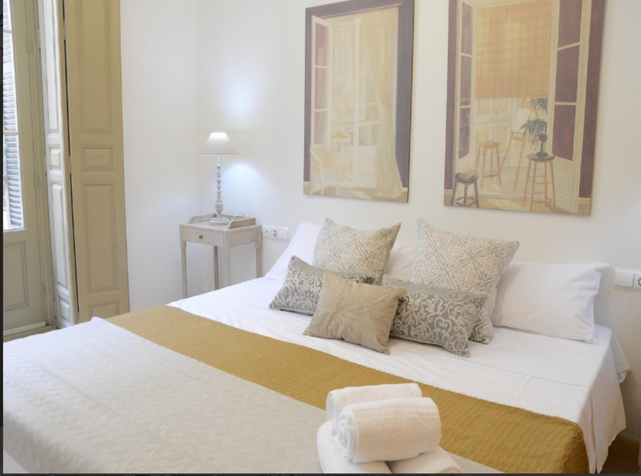 105936    Apartment In Mlaga