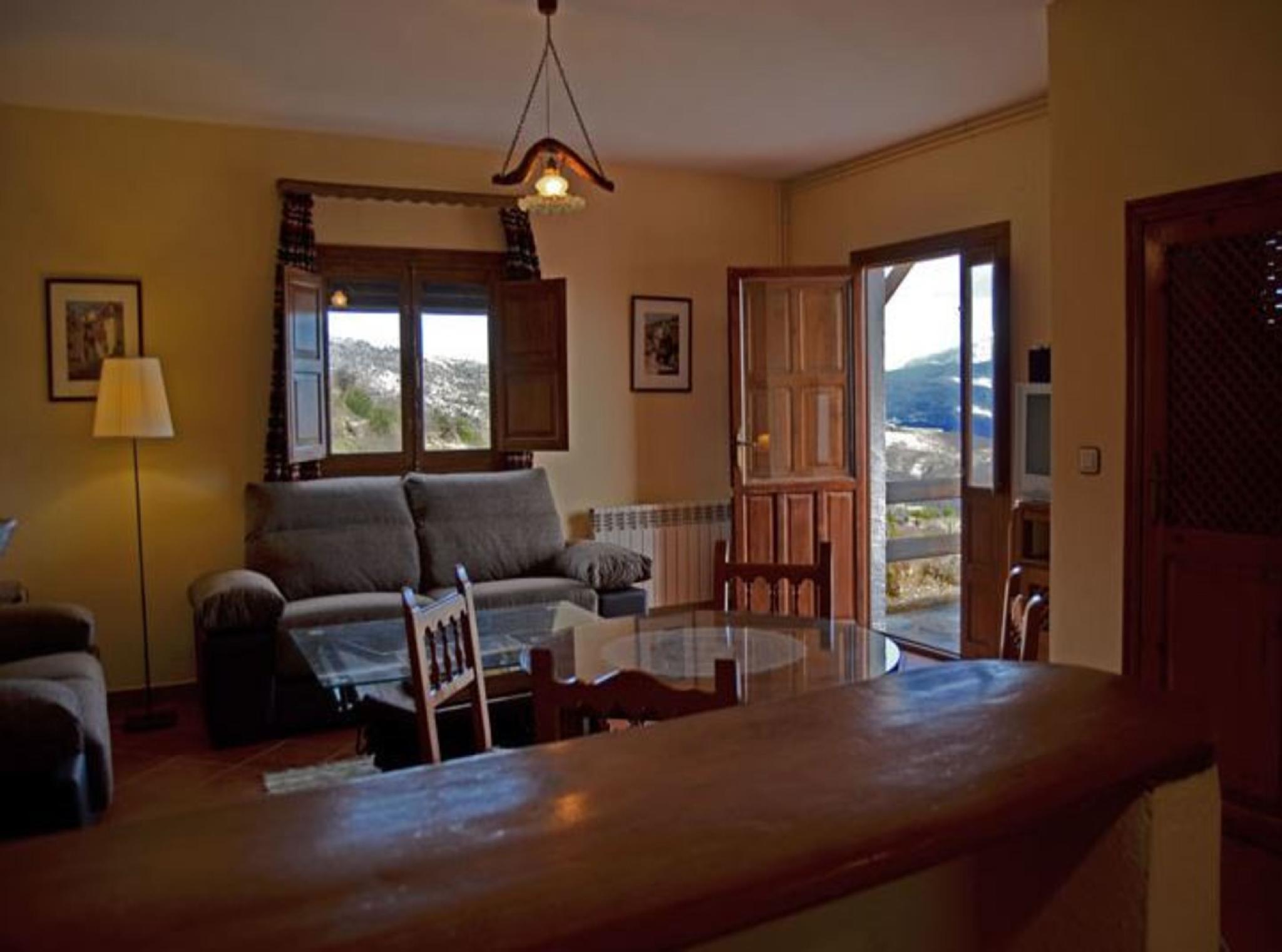 105793   Apartment In Alpujarra De La Sierra