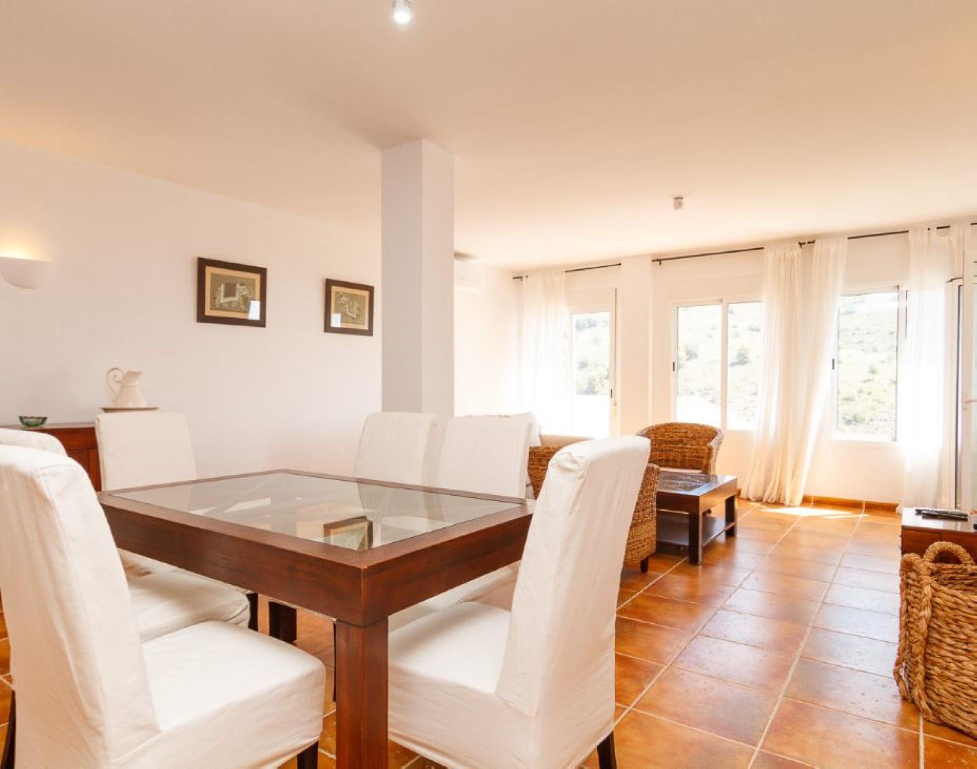 106728   Apartment In Frigiliana