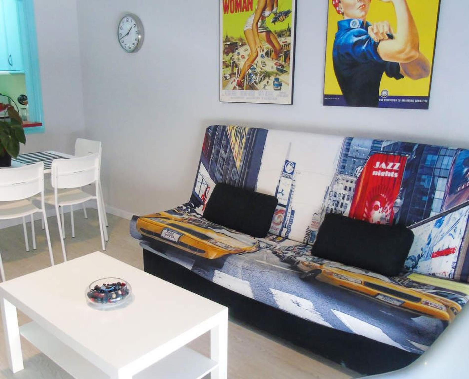 106962   Apartment In Torre Del Mar