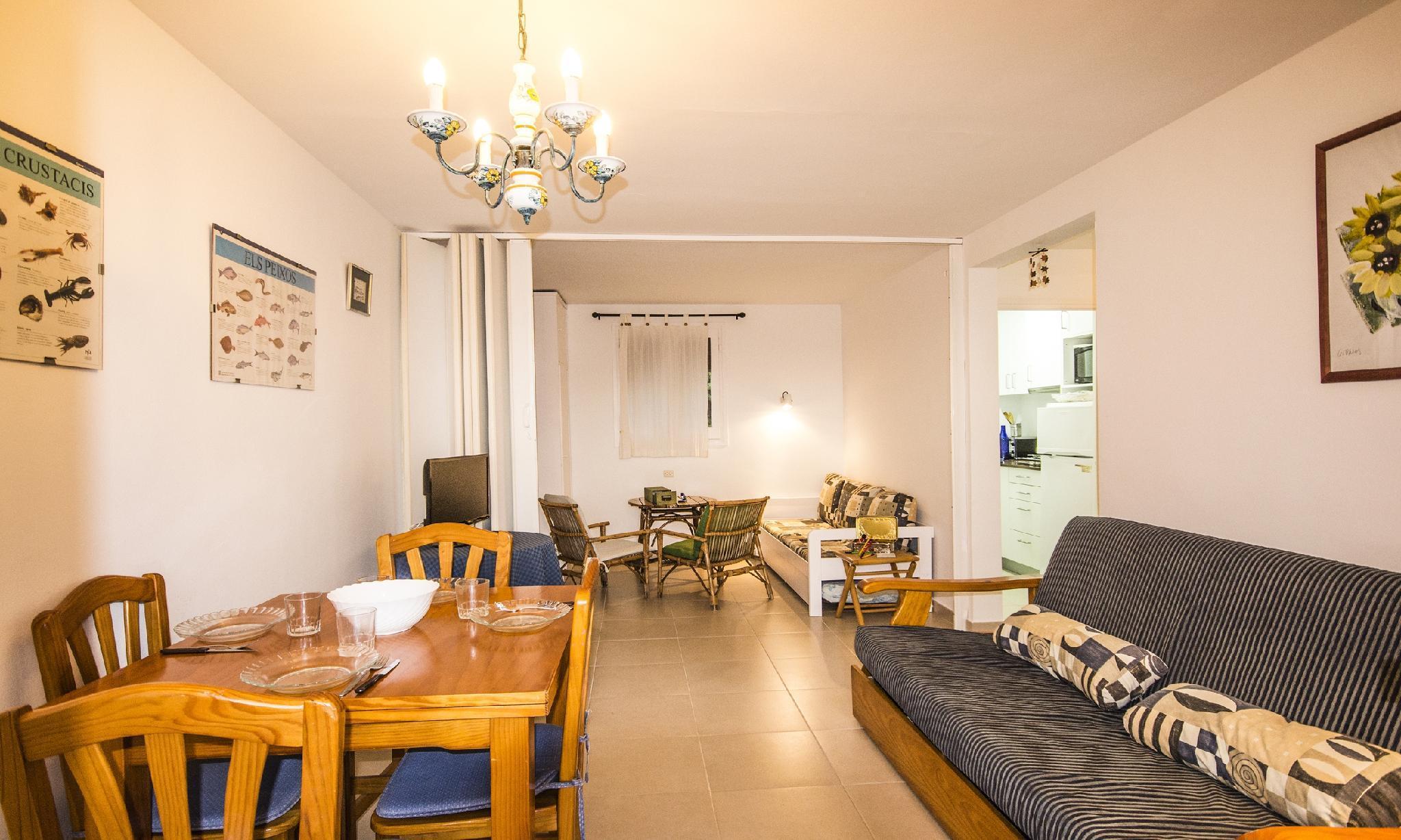 104676   Apartment In Llafranc