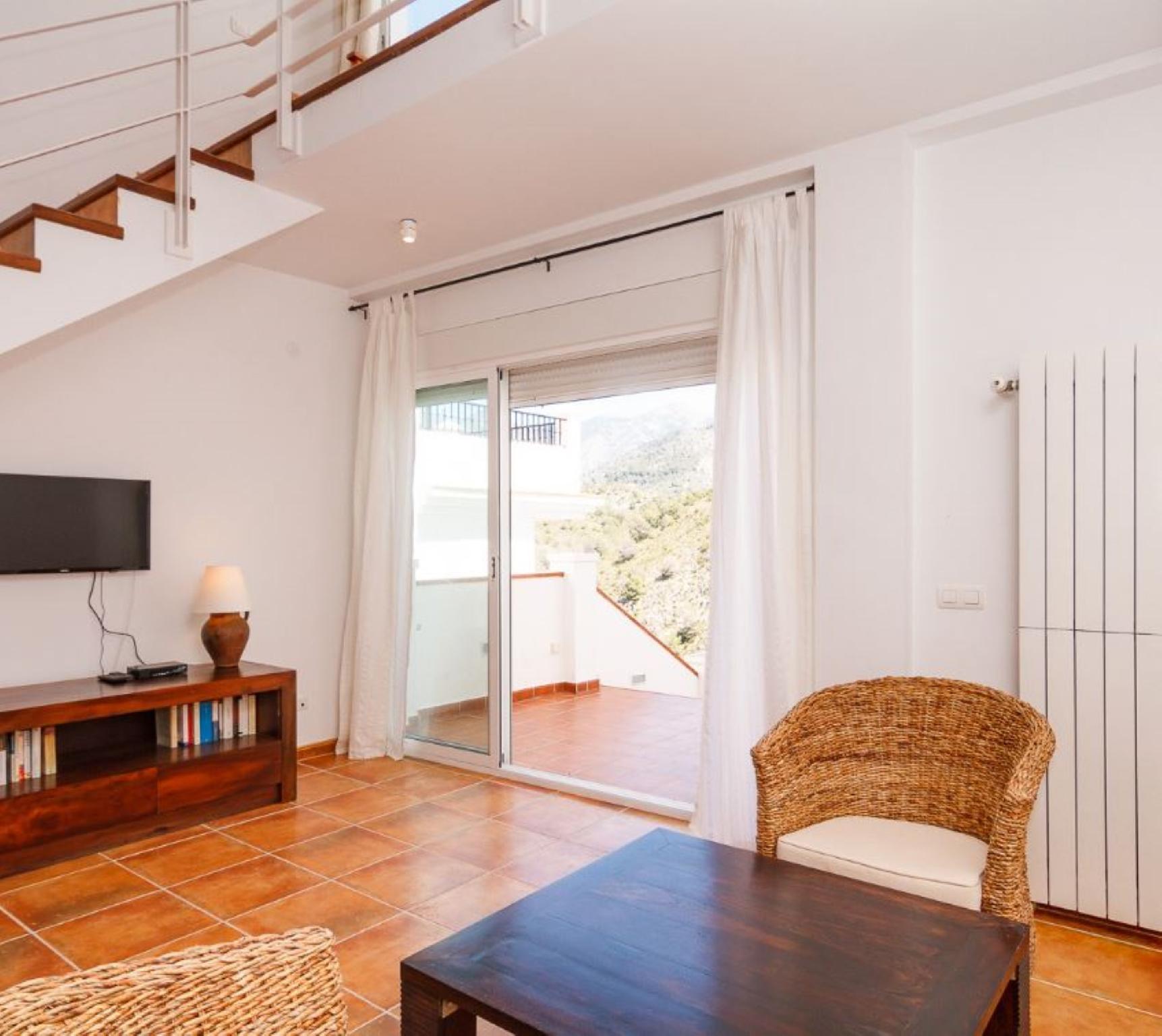 106730   Apartment In Frigiliana