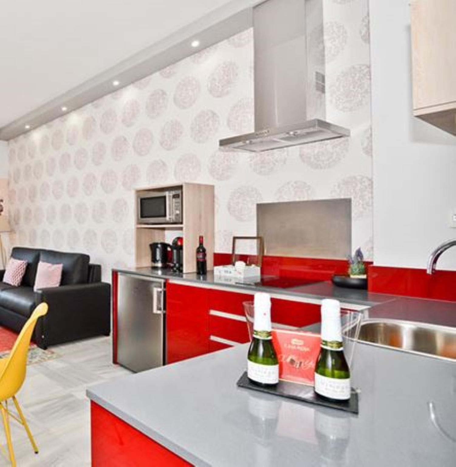 106639   Apartment In Sevilla