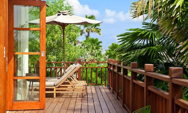 Cliffront Resort Villas Ungasan