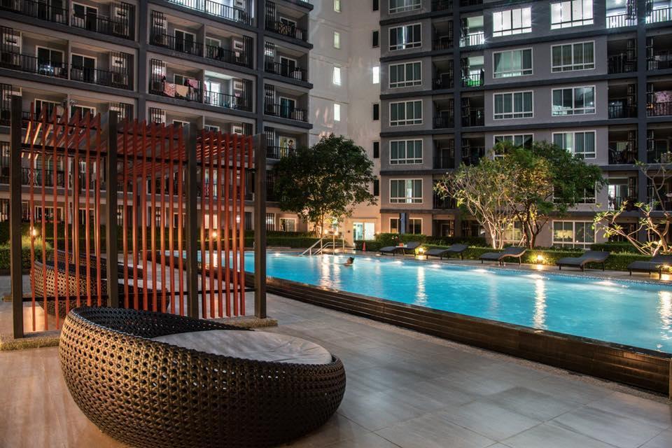 The View Condominium Suan Luang By Aqua