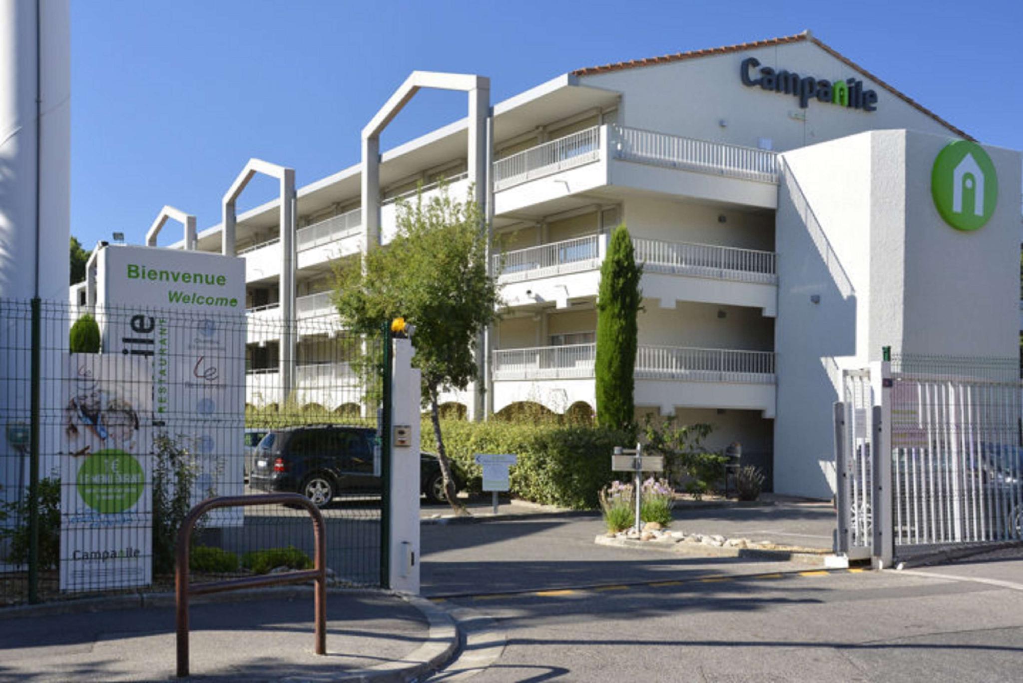 Hotel Campanile Aix-en-Provence Sud Pont de l'Arc
