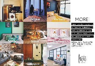 [スクンビット]アパートメント(35m2)| 1ベッドルーム/1バスルーム 【hiii】HighFL View★NearEM&Nana/Free Swim&Gym-BKK076