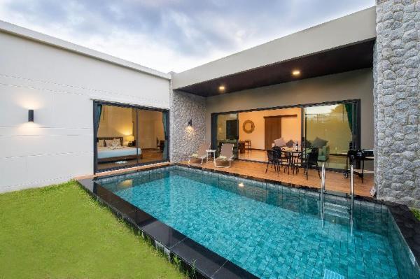 Acasia Private Pool Villa Chalong Phuket