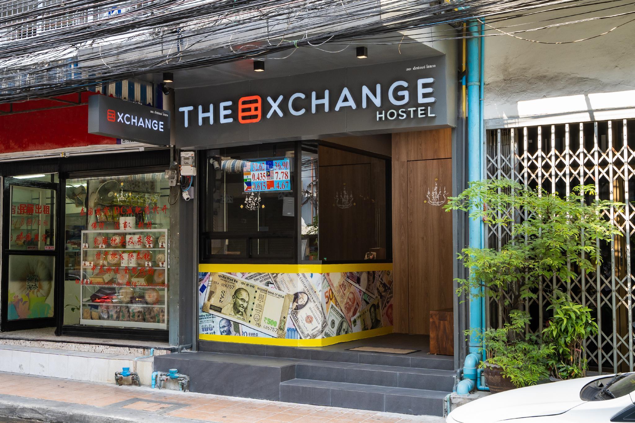 The Exchange Hostel Bangkok
