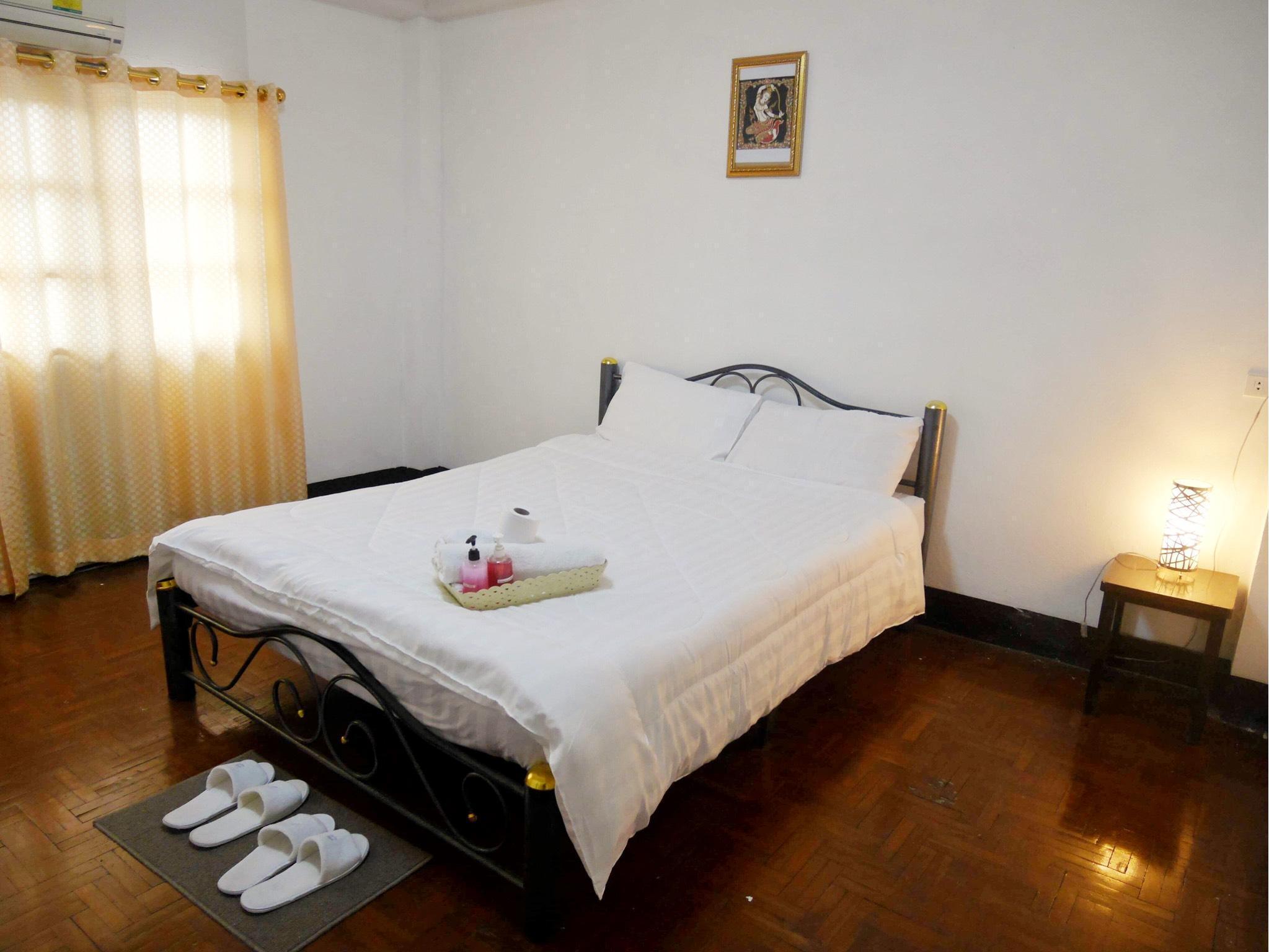 4.2 Rohan guesthouse  Shared bathroom อพาร์ตเมนต์ 1 ห้องนอน 0 ห้องน้ำส่วนตัว ขนาด 30 ตร.ม. – ช้างคลาน