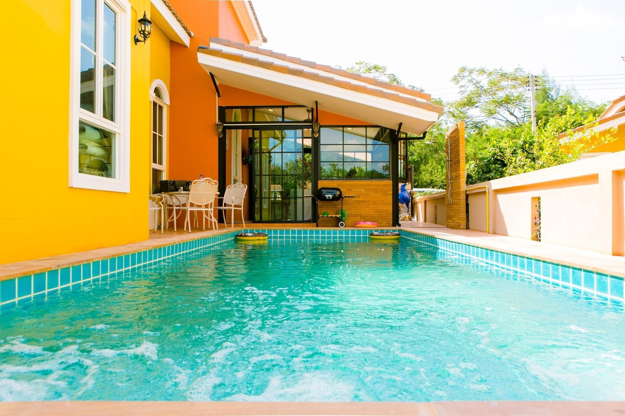 Florence Pool Villa Khaoyai