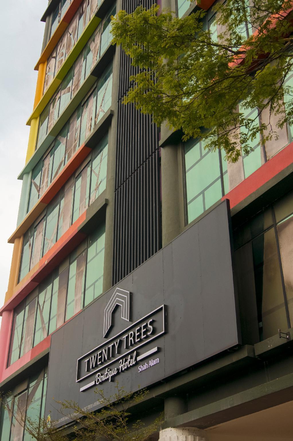 Twenty Trees Boutique Hotel