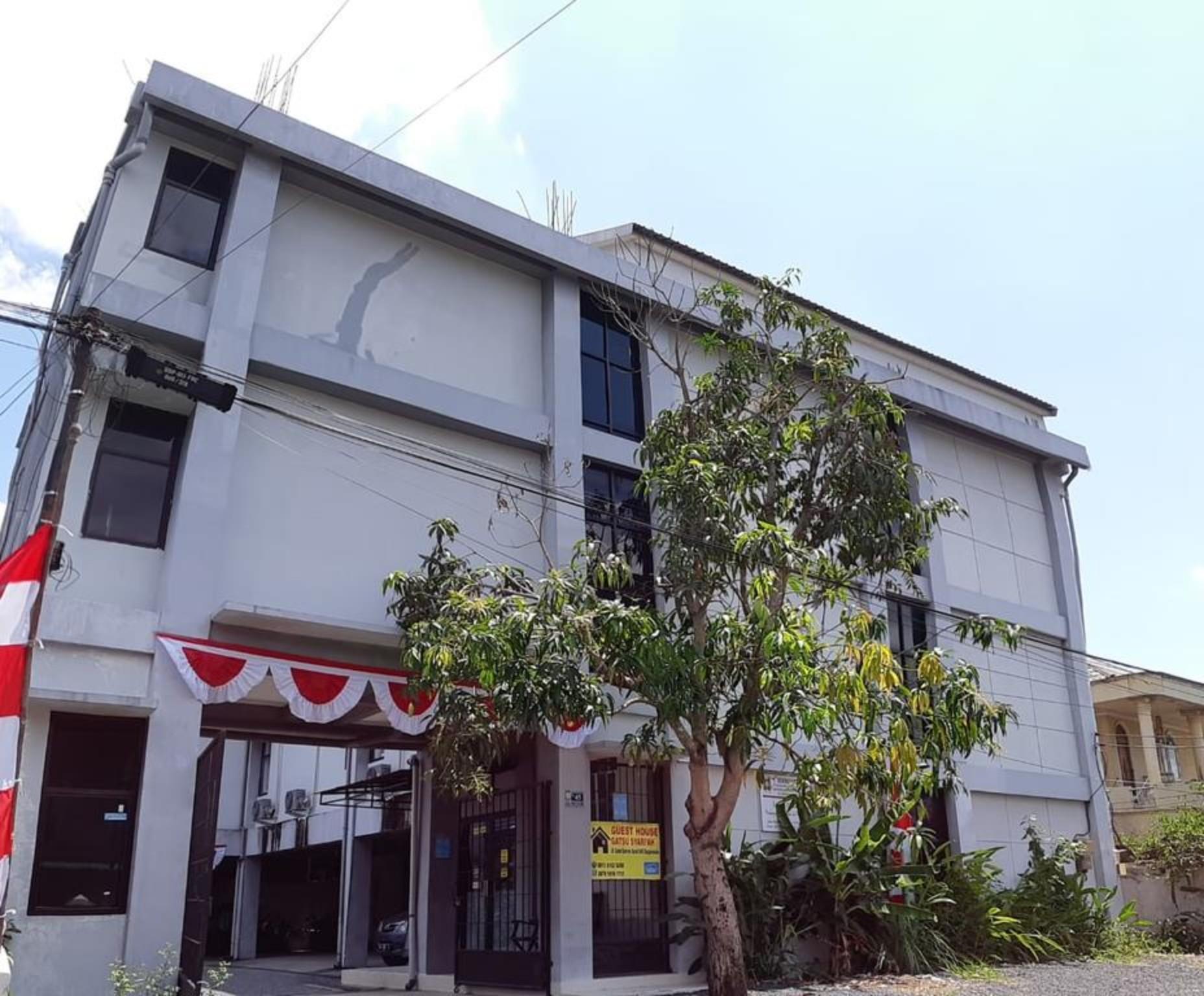 Lokasi Gatsu 2 Syariah Guest House Jl. Gatot Subroto Barat II No.45, RT 20, RW 02, Banjarmasin Timur, Banjarmasin