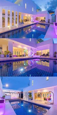 Serendipity Sunny Holiday Villa Phuket