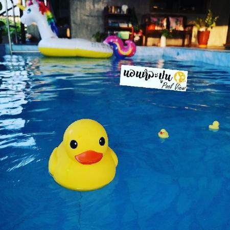Non La-poon pool view Lamphun