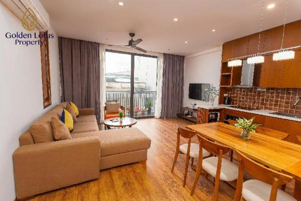 Modern apt with ancient view near West Lake Hanoi