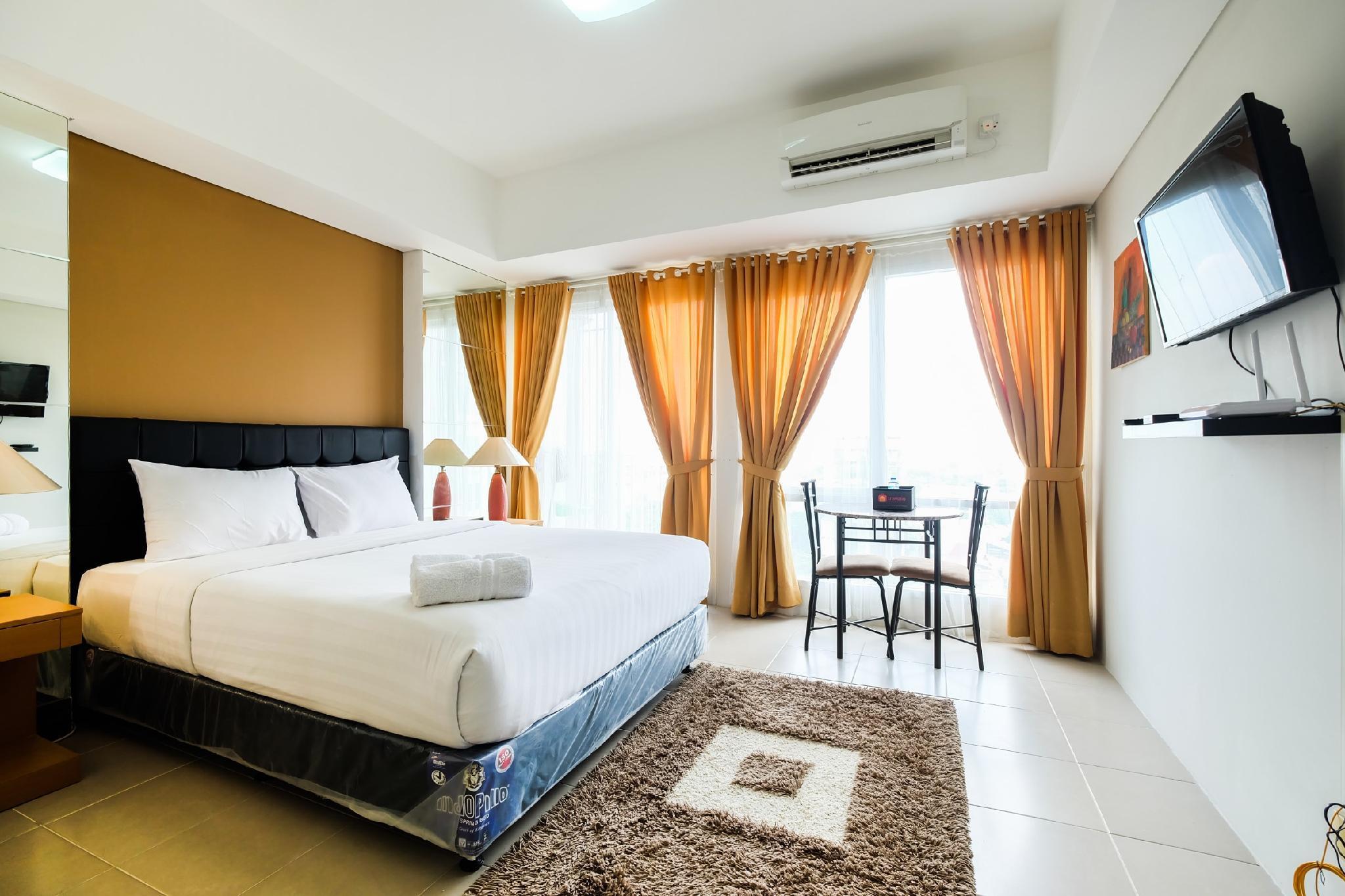 Chic Studio Altiz Bintaro Residence By Travelio
