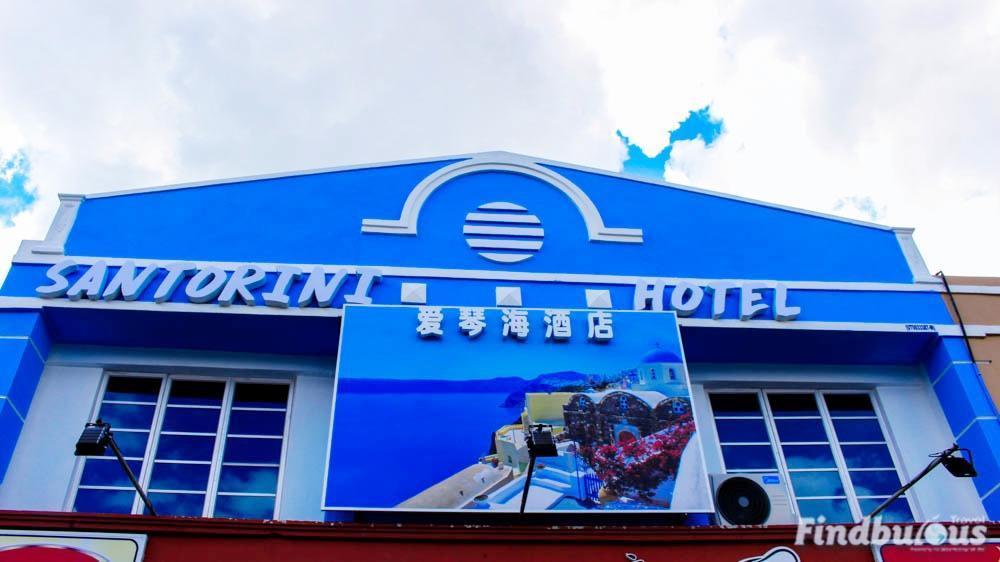 Santorini Hotel Melaka