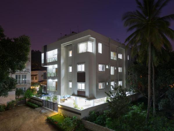 The Sanctum Suites BEL Road Bangalore
