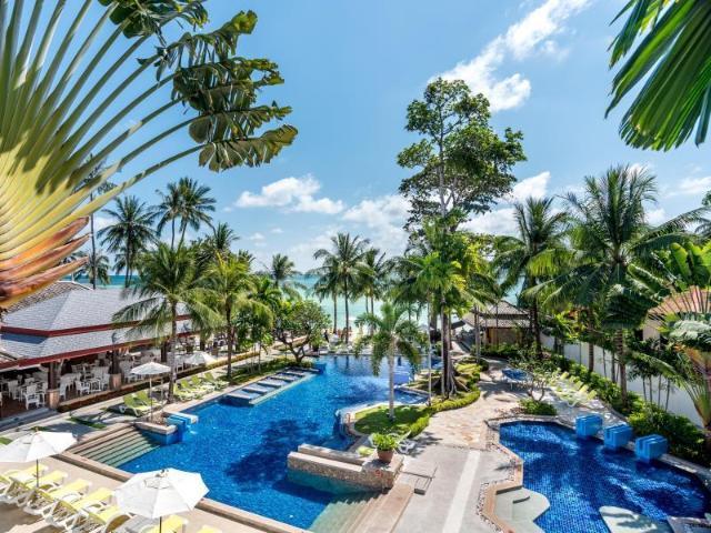 โนโวเทล สมุย รีสอร์ต เฉวง บีช กานดาบุรี – Novotel Samui Resort Chaweng Beach Kandaburi