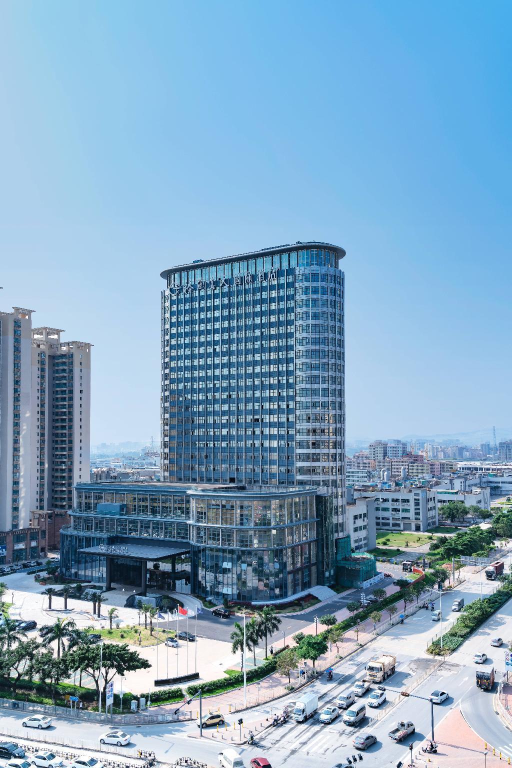 Grand Skylight International Hotel Blog Shenzhen New International Exhibition Center
