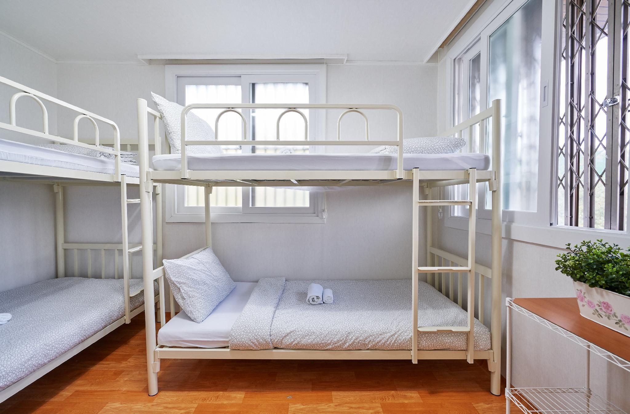 Seoul Best Stay 6 Bed Female Only  Bunk Bed  6