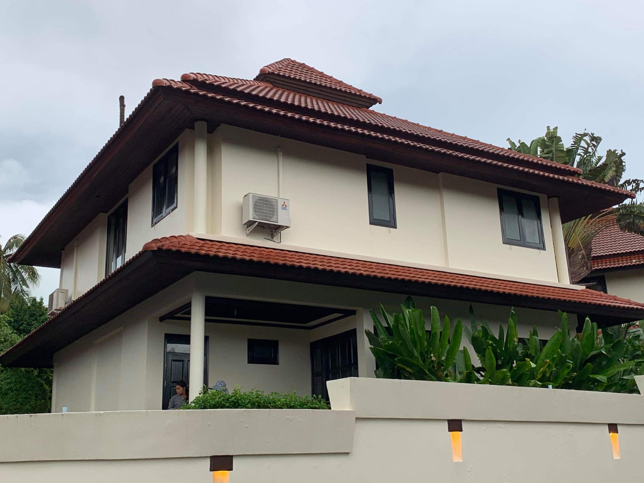3 Bed Villa Beach Front Resort TG21 วิลลา 3 ห้องนอน 2 ห้องน้ำส่วนตัว ขนาด 300 ตร.ม. – เชิงมน