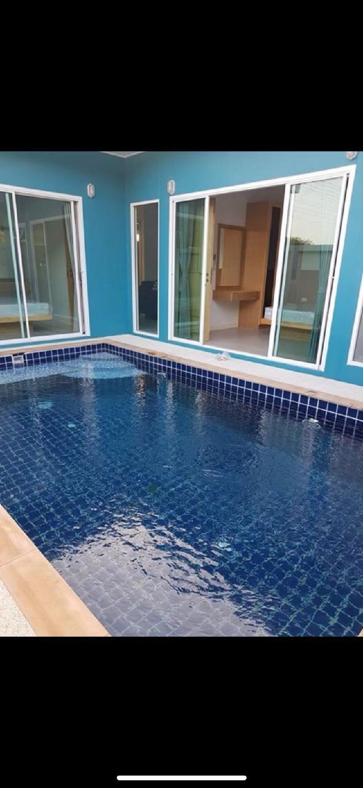 2 rooms tiny villa 5 mins to beach อพาร์ตเมนต์ 1 ห้องนอน 1 ห้องน้ำส่วนตัว ขนาด 40 ตร.ม. – ในทอน