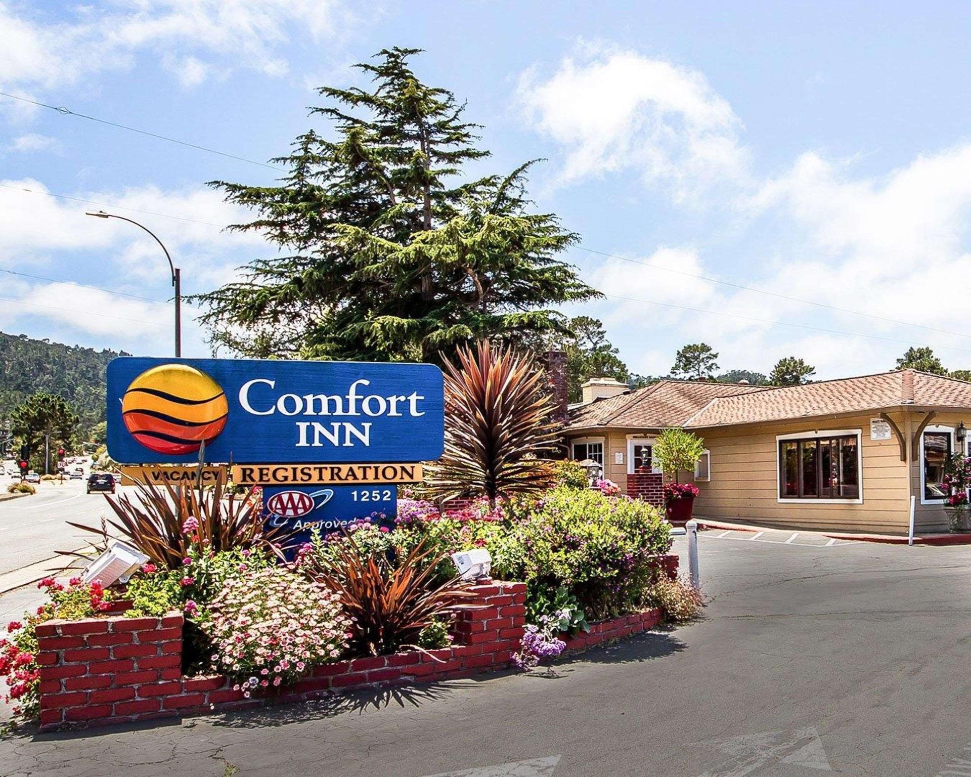 The Inn At 1252 Monterey
