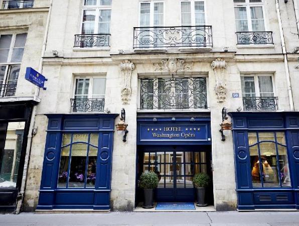 Golden Tulip Hotel Washington Opera Paris